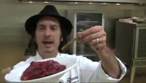 Homemade Double Cranberry Apple Sauce Recipe