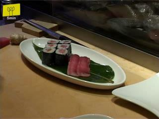 How to Prepare a Sushi Plate