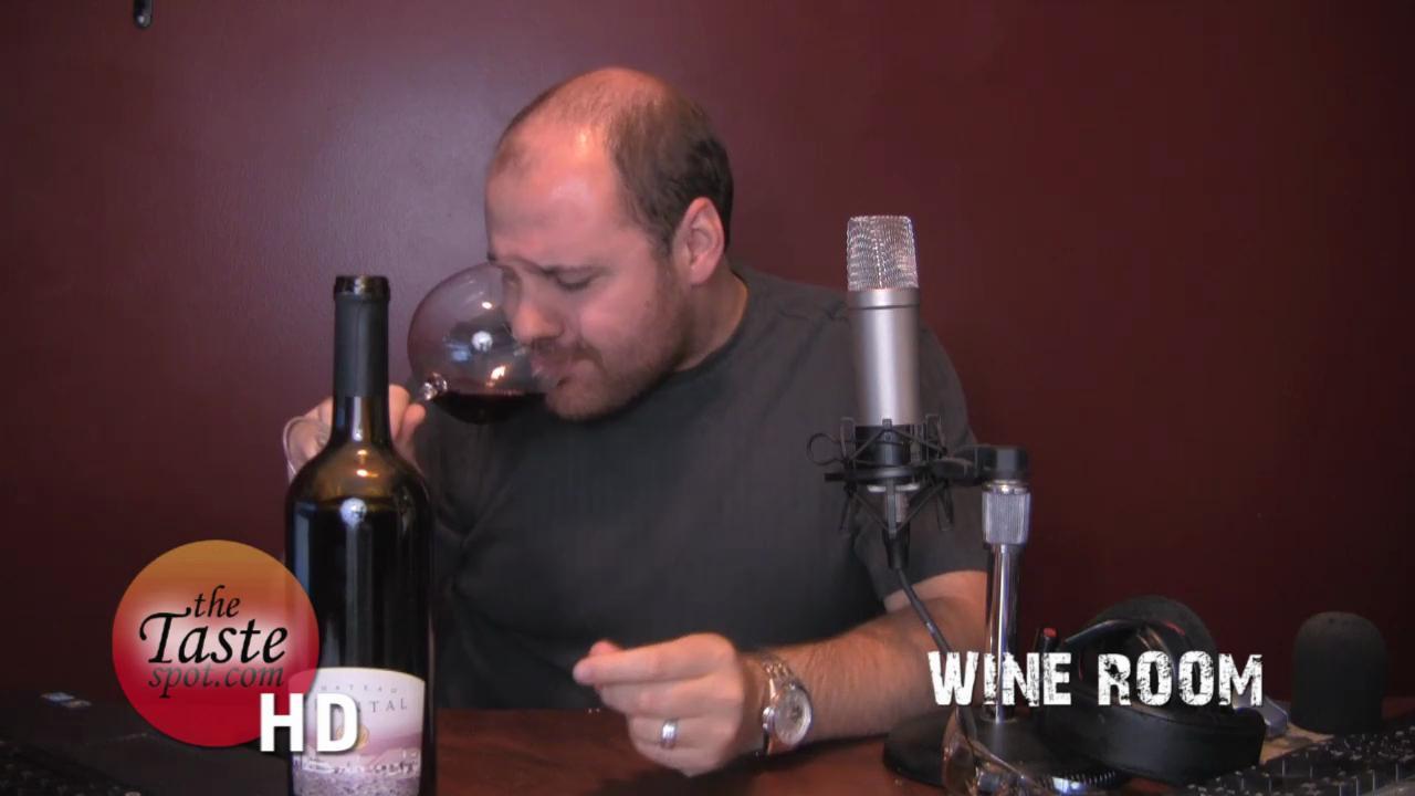 Chateau Chantal Cabernet Franc Wine Review