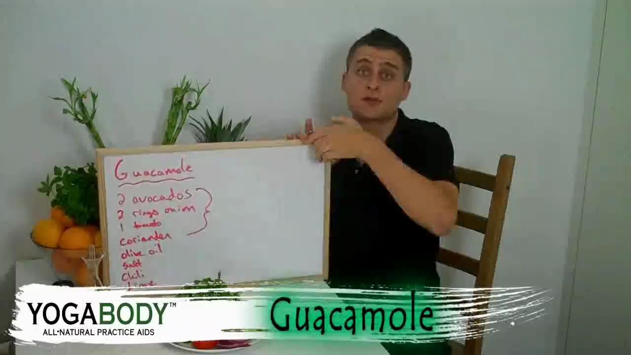 How to Make a Guacamole Salad