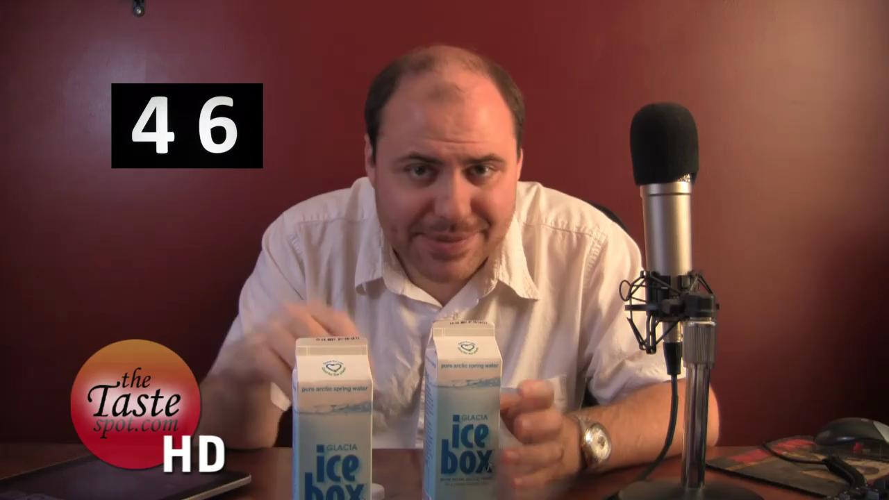 Icebox Water Review