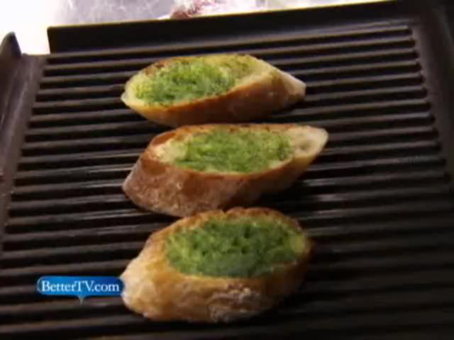 Easy Crostini Recipe