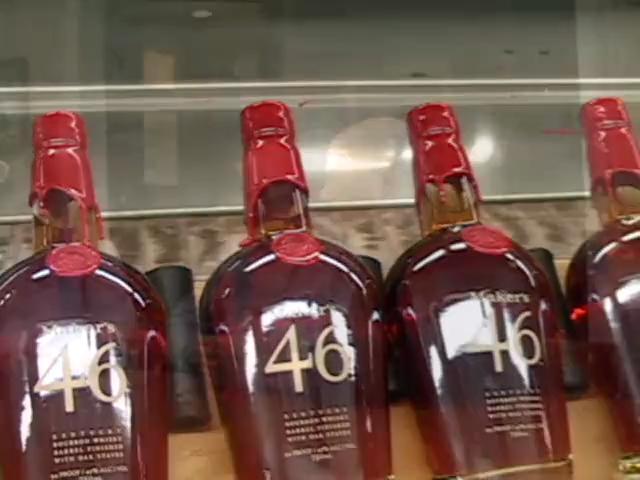 Maker's Mark Distillery Maker's 46 Tasting