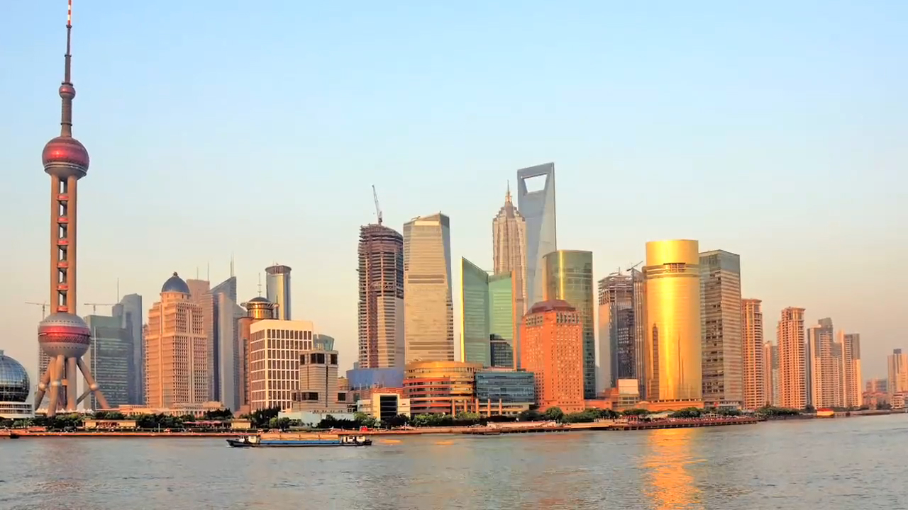 Top 5 Travel Attractions in Shanghai, China