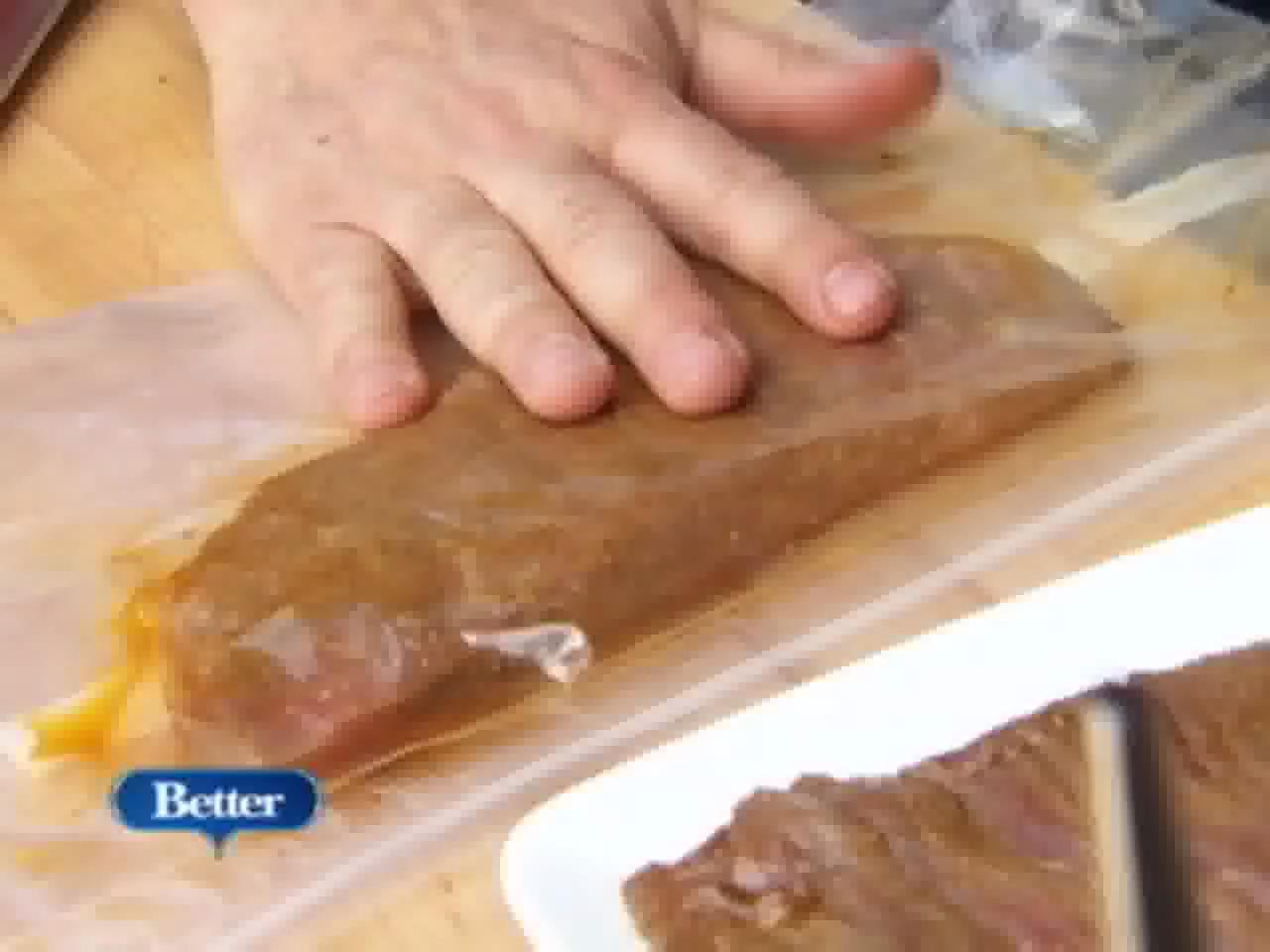 BBQ Flank Steak Recipe