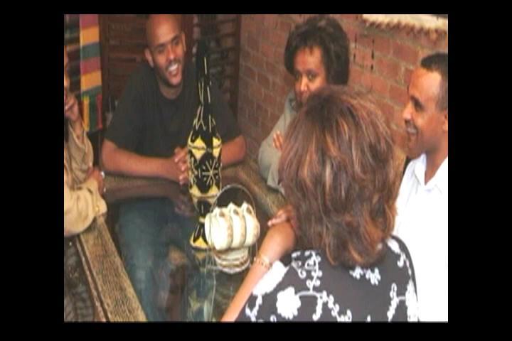 The Cuisine of the Ethiopian American Community