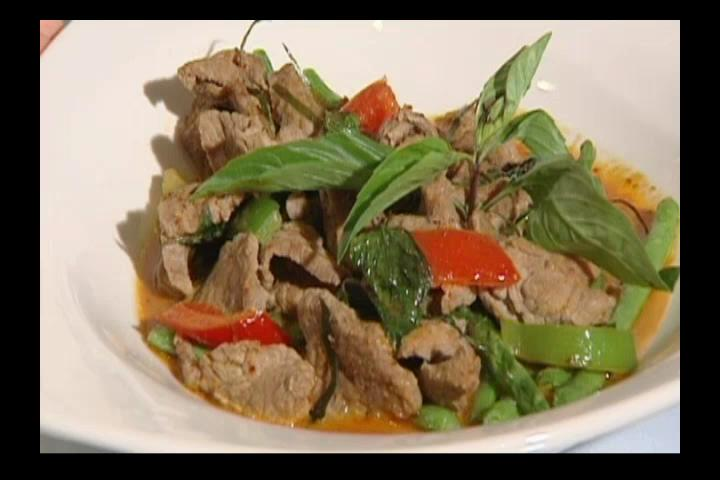 The Cuisine of the Thai American Community