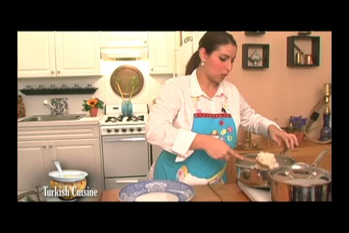 How to Make Bamyali Pilav Part 4/4