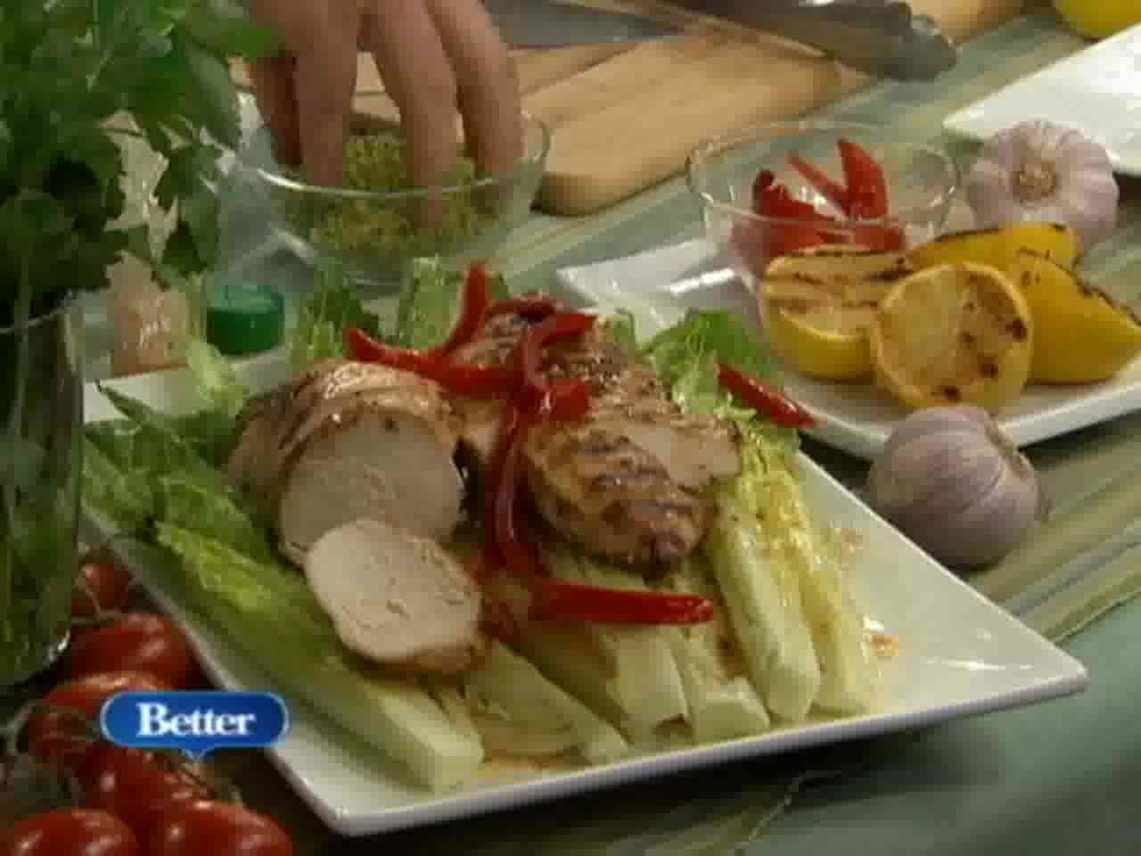 Tyler Florence's Summer Salad Recipes