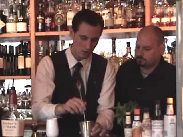 Classic Mint Julep Cocktail Recipe