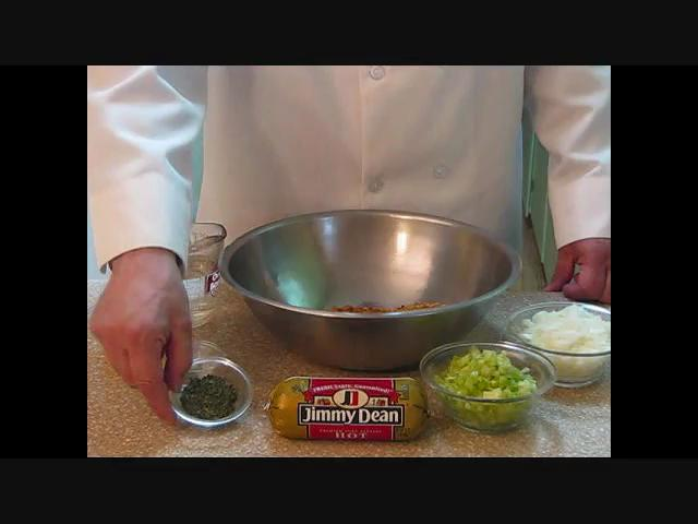 How to Make Dixie Bell Cornbread Dressing