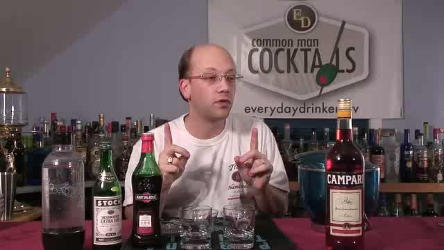 How to Mix an Americano Cocktail