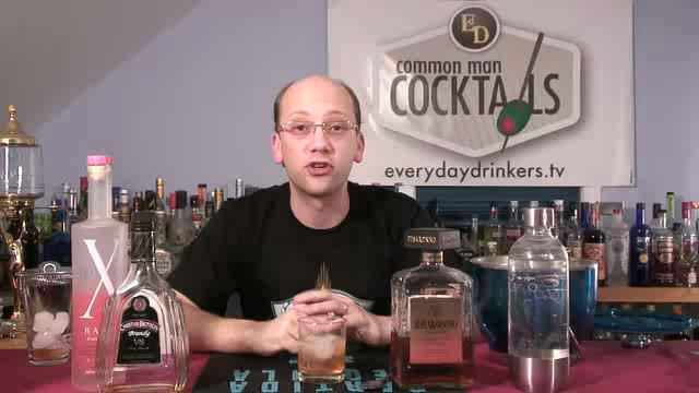 Brandy Infusion Cocktail Recipe