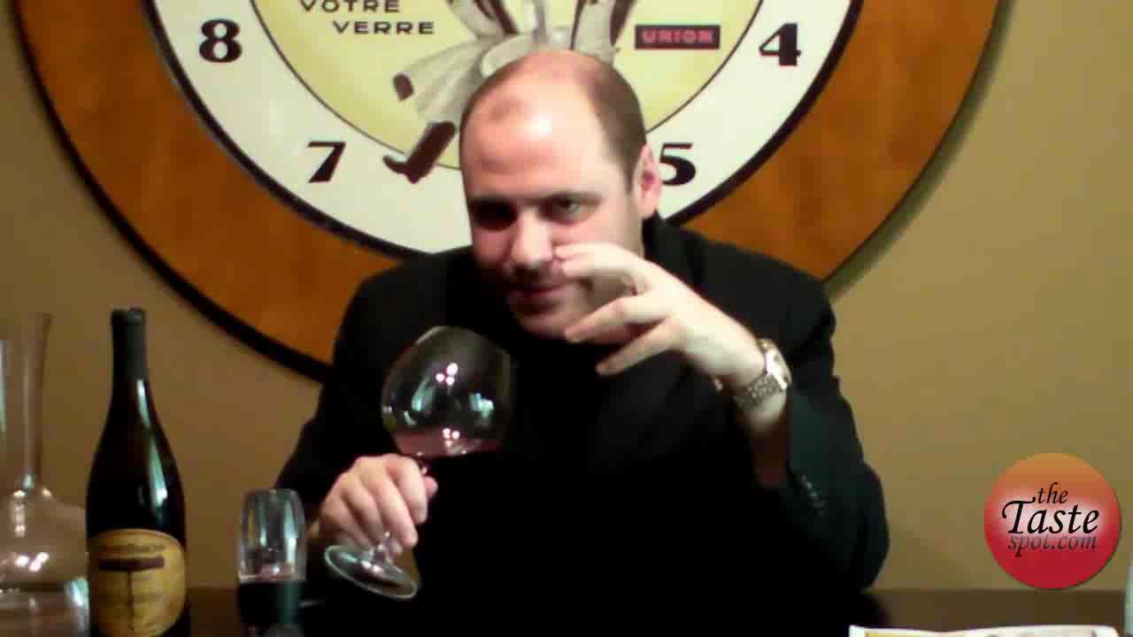 Stone's Throw Winery's Petite Sirah Wine Review