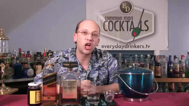 How to Make Godfather Cocktail