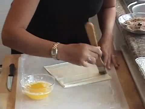 How to Make Baklava Part 2/2