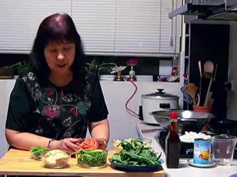 How to Make Vegetarian Kuay Diu Soup Part 2/2
