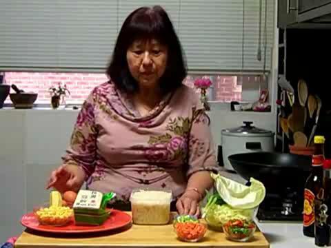 How to Make Tofu Fried Rice
