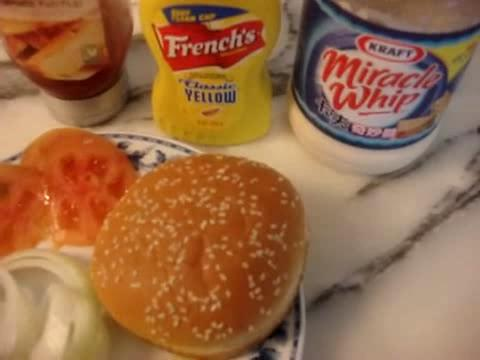 How to Make Beef Burger