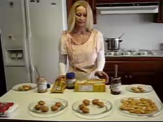 Butterscotch Sandwich Cookies Recipe