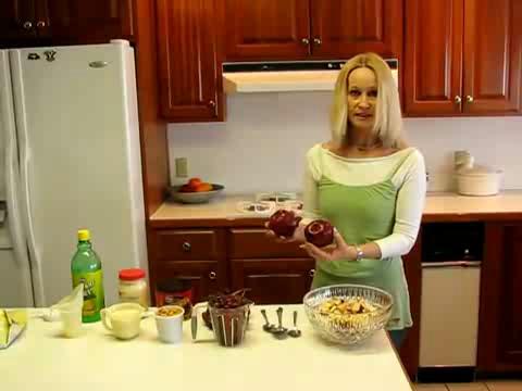 Apple Grape and Peanut Salad Recipe