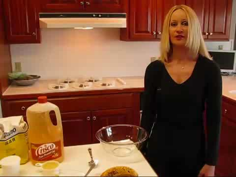 Banana Nut Bread with Lemon Sugar Glaze Recipe