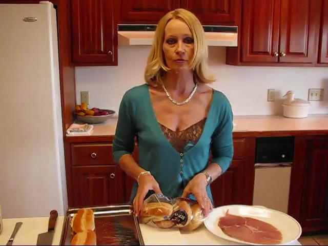 Ham/Chicken/Cheese Hoagie Recipe