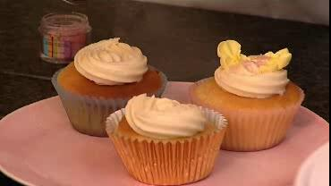 How to Makes Vanilla Cupcakes with Chef Phil Vickery