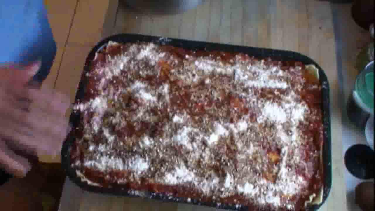 How to Assemble a Lasagna