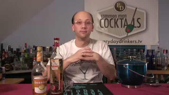 Mexican Taxi Cocktail