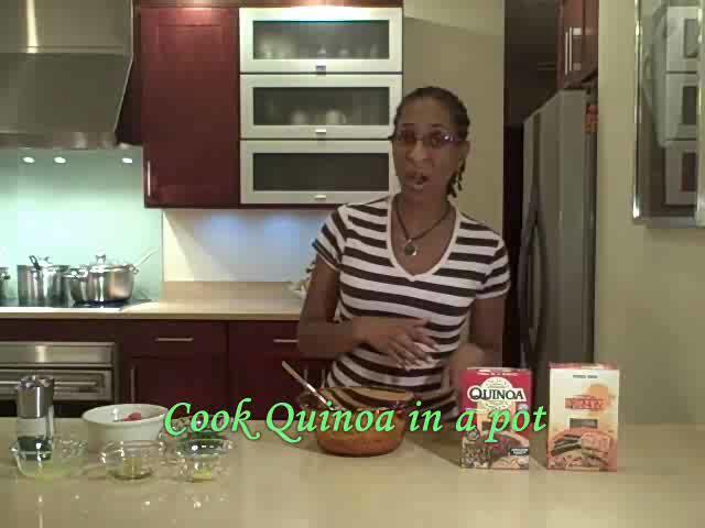 How to Make Gluten-Free Quinoa
