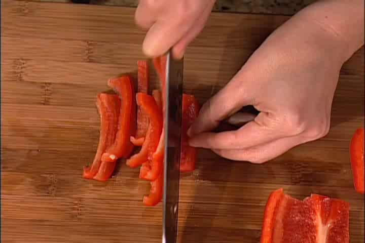 How to Make Raw Food California Rolls - Part 1