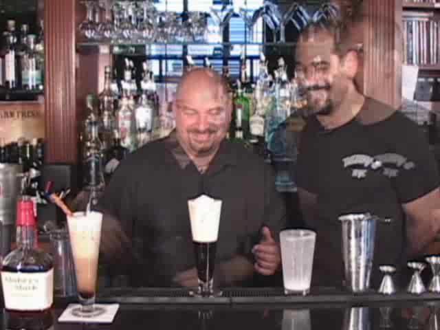 Daddy-O Root Beer Float Cocktail Recipe