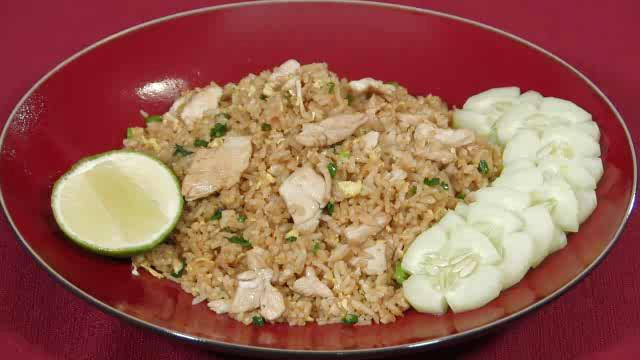 Thai Foodcast: Thai Fried Rice