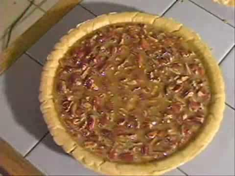How to make Pecan Pie with Caramel