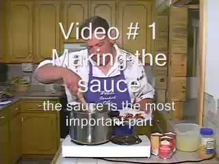 How to make Lasagna - Part 1