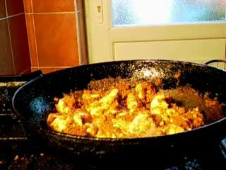 How to Make a Chicken Curry