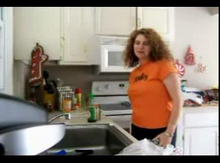 How to Make Diet Orange Soda Chicken - Eating Low with Amy 5