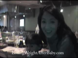 Losing Weight After Baby--Eating Smart