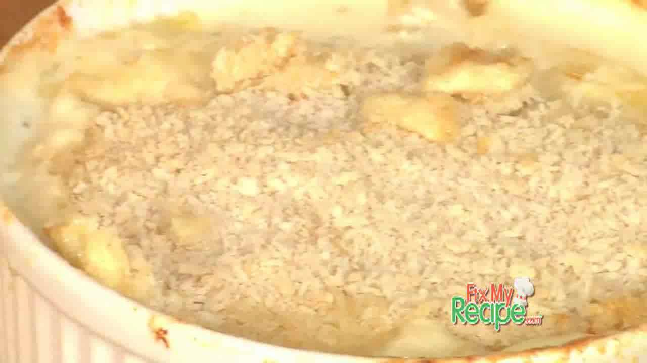 How to Make Pomme Au Gratin