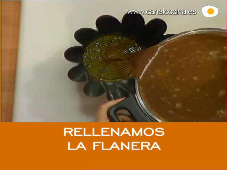Cómo cocinar flan de chocolate