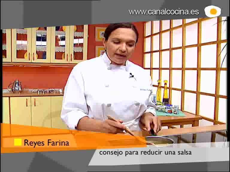Cómo reducir una salsa