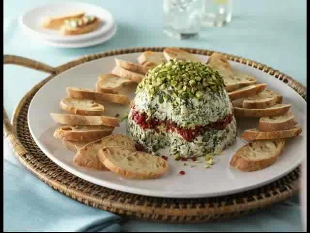 Greek Cheese Torta Recipe