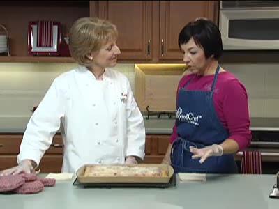 How to Ham Make and Cheese Calzone