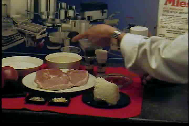 Stuffed Pork Chop Recipe