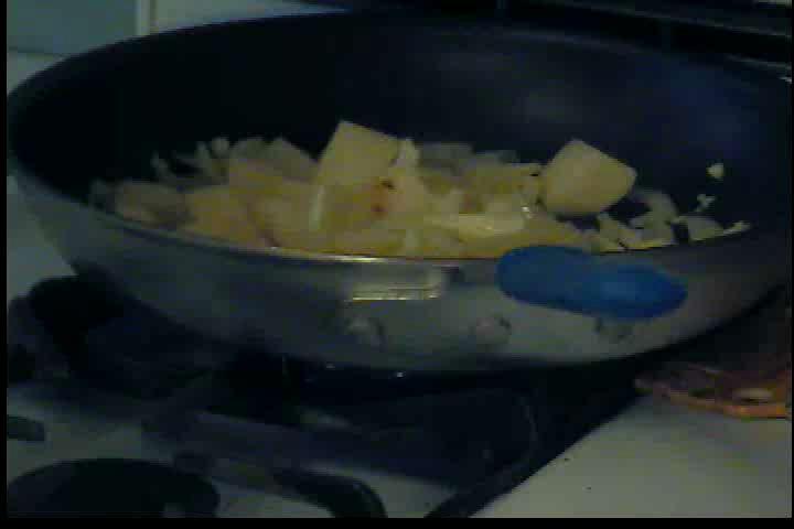 Vegetarian Saag Aloo Recipe