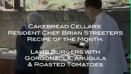 How to BBQ Lamb Burgers with Mountain Gorgonzola