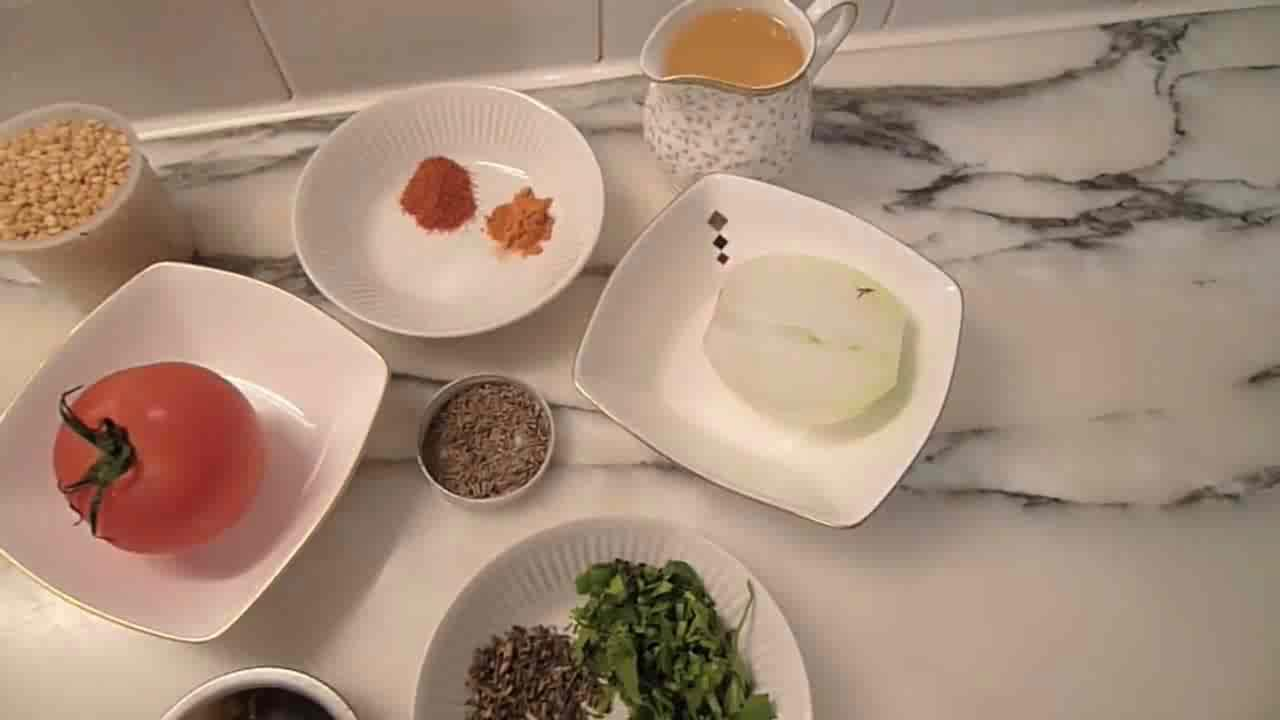 How to Make Moong ki fry daal