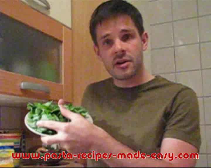 How to Make Pesto - 1/3