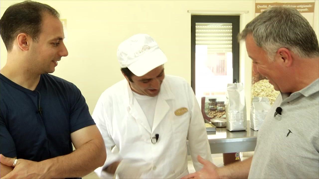 Authentic Sicily - Making Chocolate Destafano
